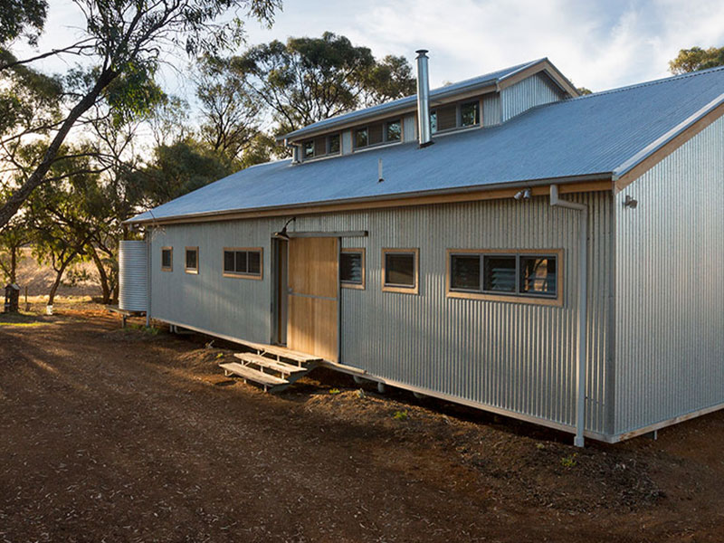 Echuca Accommodation The Shearing Shed House